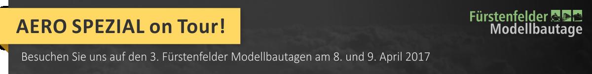 Banner Fürstenfelder Modellbautage 2017