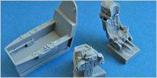 Cockpit Sets (Resin)