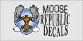 Moose Republic Decals