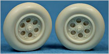 Weighted Wheel Sets