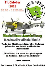 Plakat PMC Saar 2015