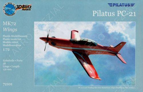 3DB72101 Pilatus PC-21