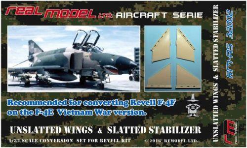 RMA3202 F-4E Phantom II Conversion Set Vietnam Era