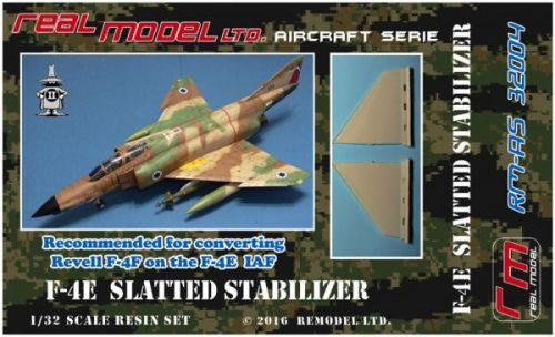 RMA3204 F-4E Phantom II Slotted Stabilizers