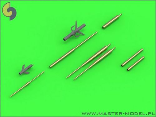 AM72106 Su-17/20/22 Fitter Pitot Tubes and 30 mm Cannon Barrels