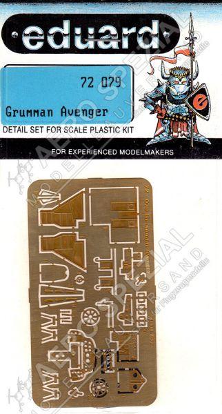EE72079 Avenger Detail Set