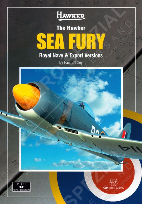 SPMSD04 Sea Fury