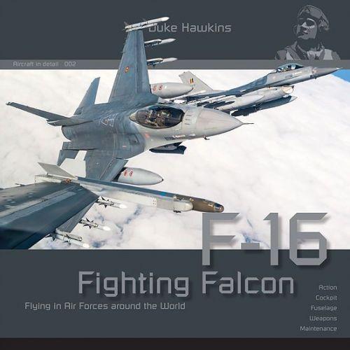 DH-002 F-16 Fighting Falcon