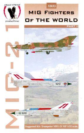 EGS32033 MiG-21MF Fishbed-J