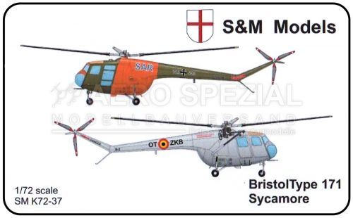 SMK7237 Sycamore Belgien und Deutschland