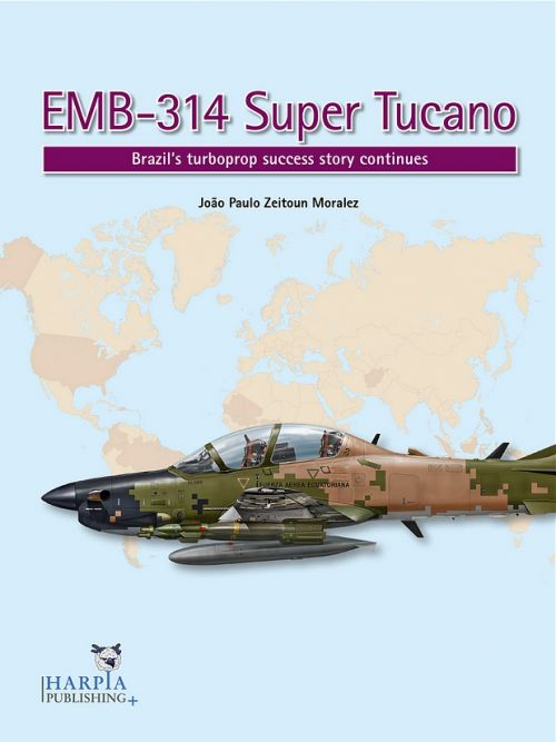 HAP2104 EMB-314 Super Tucano: Brasiliens Turboprop-Erfolgsstory geht weiter