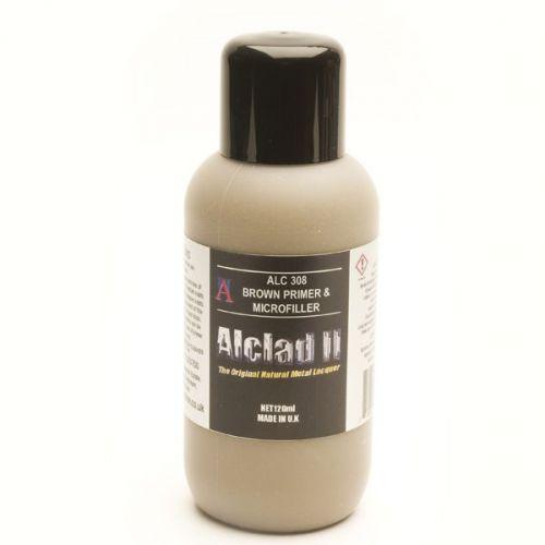 ALCL308 Grundierung braun mit Microfiller 120 ml