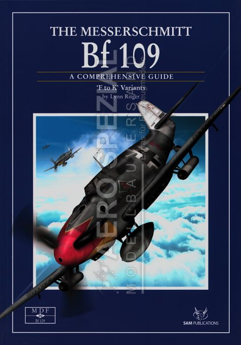 SPMDF30 Bf 109 F-K