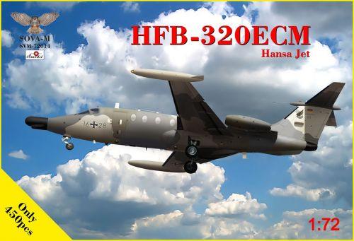 SVM72014 HFB 320M Hansa Jet ECM