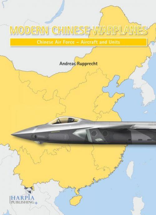 HAP2023 Modern Chinese Warplanes: Chinesische Luftwaffe - Luftfahrzeuge und Einheiten