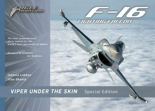 EAV015 F-16C/D/E/F Fighting Falcon: Unter der Haut - Special Edition