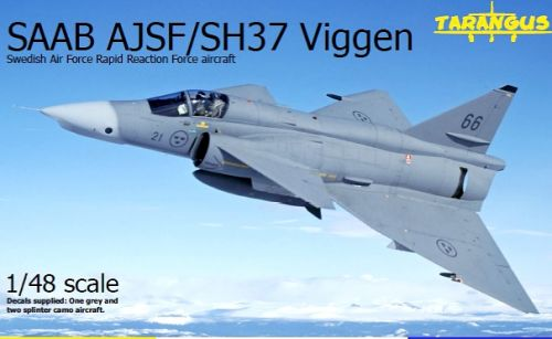 TAR4808 AJSF/AJSH 37 Viggen