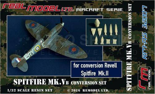 RMA3207 Spitfire Mk.Vb Umbausatz