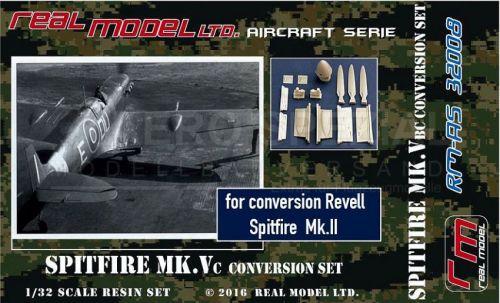 RMA3208 Spitfire Mk.Vc Umbausatz