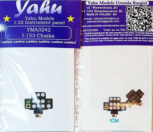YMA3242 I-153 Tschaika