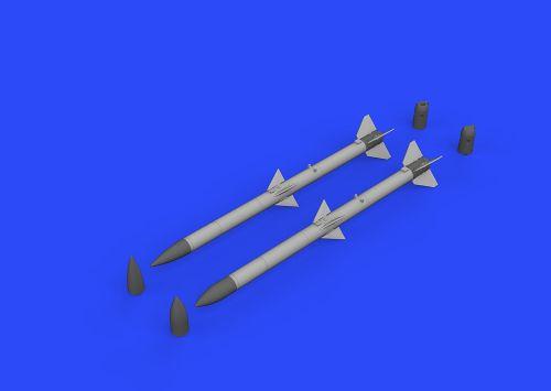 EBR32132 AIM-120A/B AMRAAM Luft-Luft-Rakete