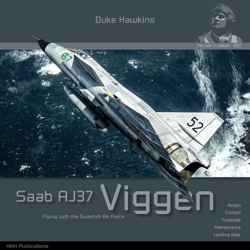 DH-007 Saab 37 Viggen