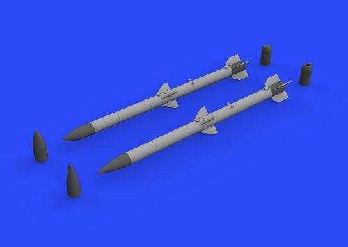 EBR32133 AIM-120C AMRAAM Luft-Luft-Rakete