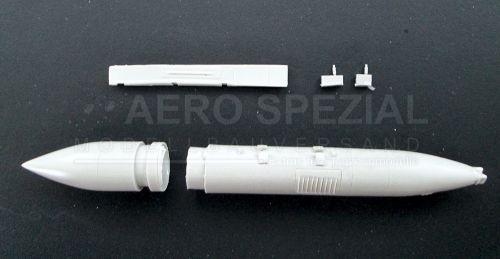AMS32048 Mk.4 HIPEG (High Performance External Gun) Gun-Pod für A-4 Skyhawk