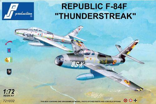 PJ721032 F-84F Thunderstreak