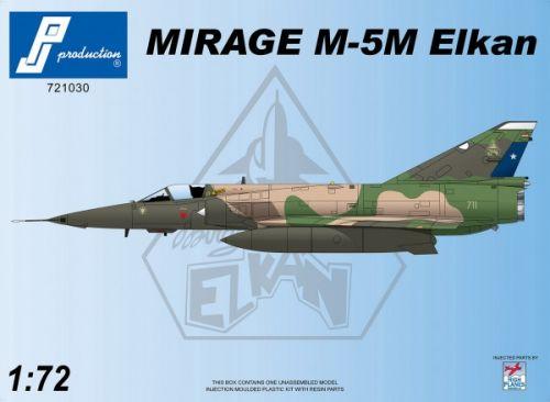 PJ721030 Mirage M-5M Elkan