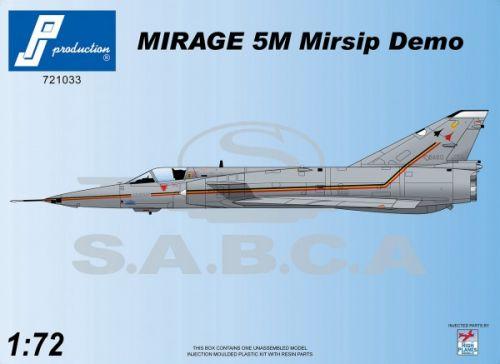 PJ721033 Mirage 5M MirSIP Demo