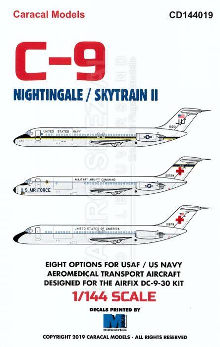 CD144019 C-9 Nightingale/Skytrain II