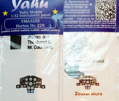 YMA3255 Ho 229 Instrumentenbrett