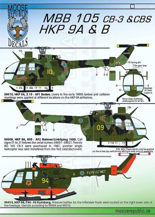 MRD4818 HKP 9A/B (Bo 105)