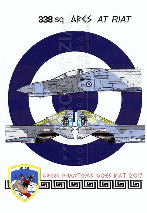 PRO72901 F-4E AUP Phantom II RIAT 2017