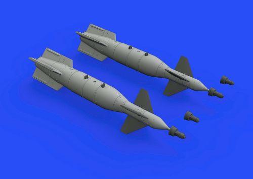 EBR48550 CPU-123 Paveway II 1,000 lb Laser-guided Bomb