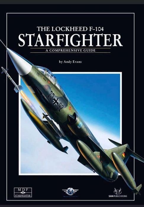 MDF36 F-104 Starfighter
