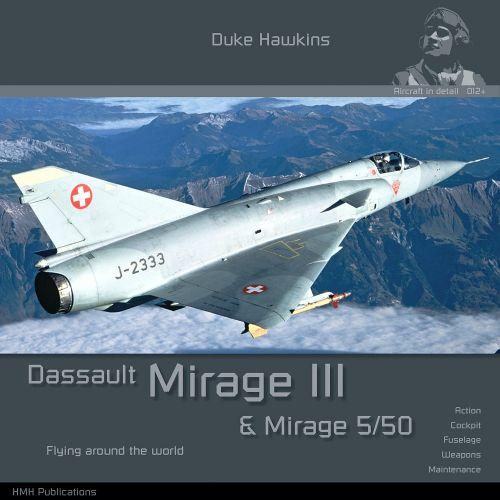 DH-013 Dassault Mirage III/5/50