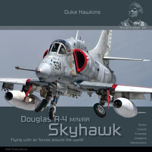 DH-014 Douglas A-4M/N/AR/AF-1 Skyhawk