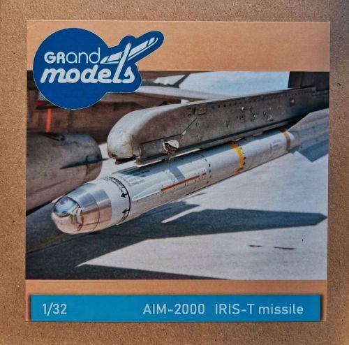 GM32003 IRIS-T AIM-2000 Air-to-Air Missile
