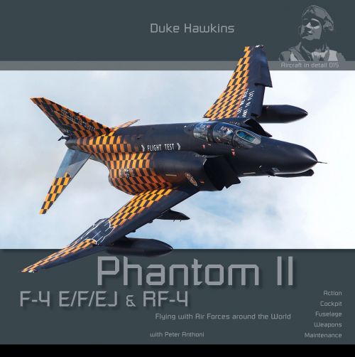 DH-015 McDonnell Douglas F-4 Phantom II