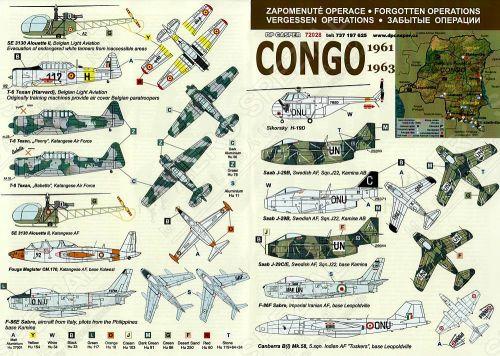 DPC72028 Forgotten Operations: Congo 1961-1963