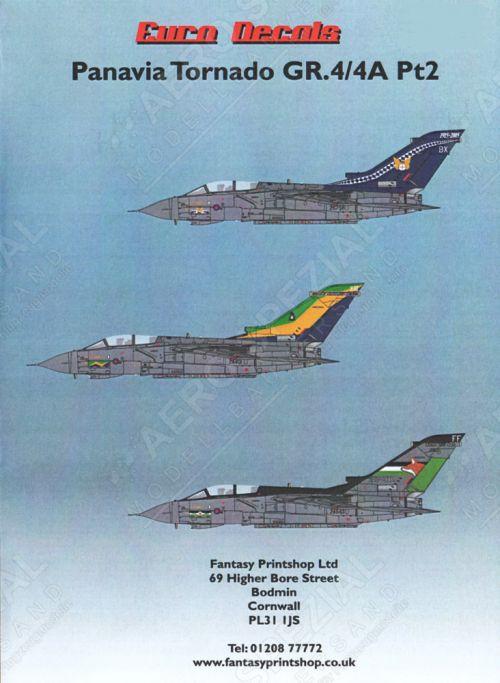 EU72120 Tornado GR.4 Anniversary Finishes