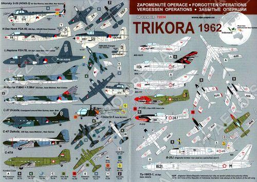 DPC72034 Forgotten Operations: Trikora 1962
