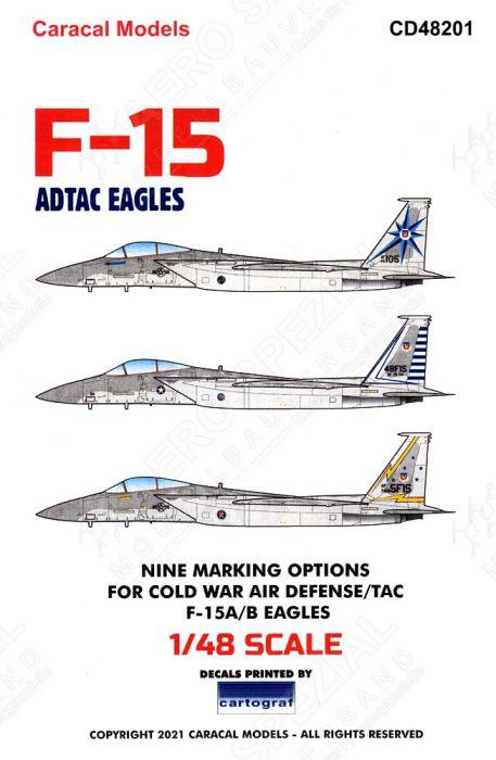 CD48201 F-15A/B Eagle U.S. Air Force ADTAC