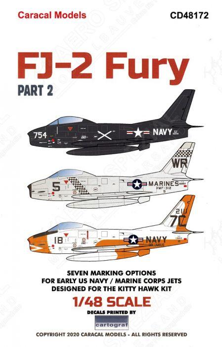 CD48172 FJ-2 Fury, Part 2