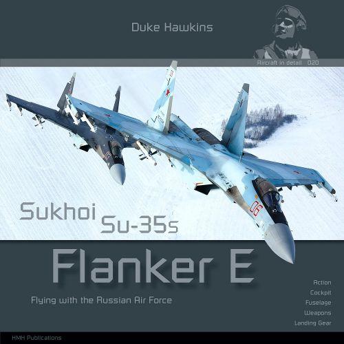 DH-020 Sukhoi Su-35S Flanker-E