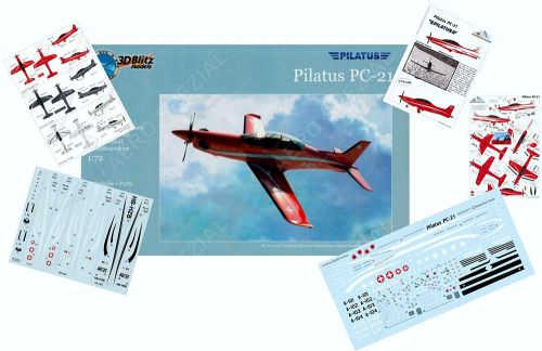 MCCPC21 Pilatus PC-21