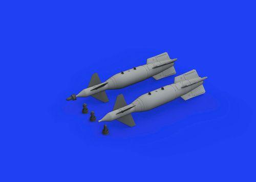 EBR32176 CPU-123 Paveway II 1,000 lb Laser-guided Bomb
