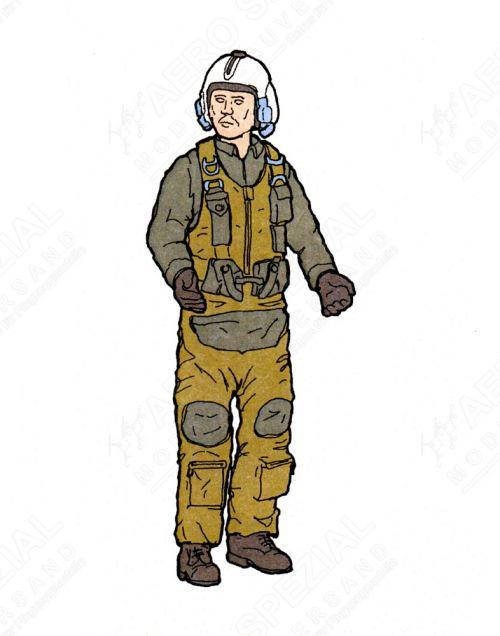 AB32153 Jet Pilot U.S. Navy